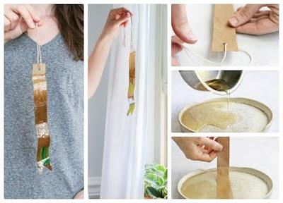 Cómo hacer Matamoscas artesanales para interior y exterior