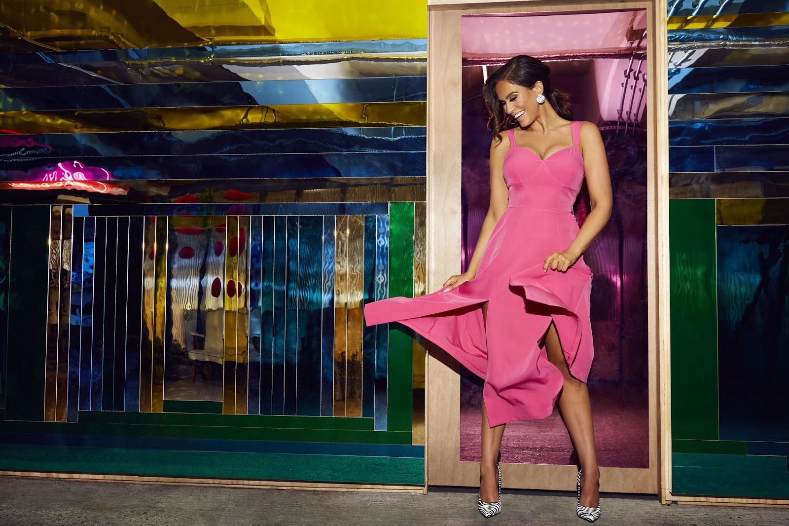 Vicky Pattison - New Fashion Collection For Goddiva.co.uk February 2019