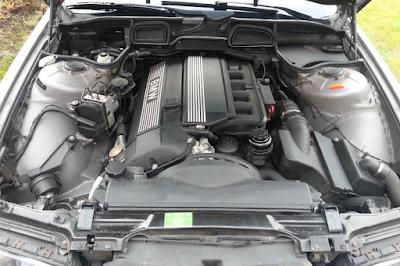 Mesin M52TU BMW E38 Seri-7