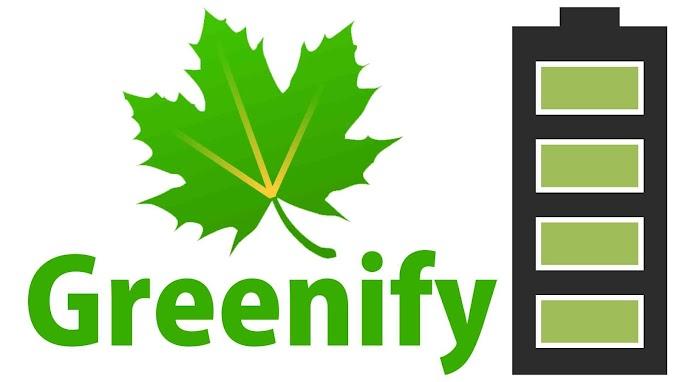 Greenify - Η μόνη εφαρμογή που αυξάνει τη διάρκεια ζωής της μπαταρίας!