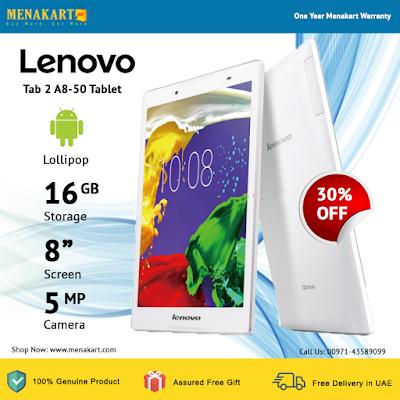 Lenovo Tab 2 A8-50 Tablet