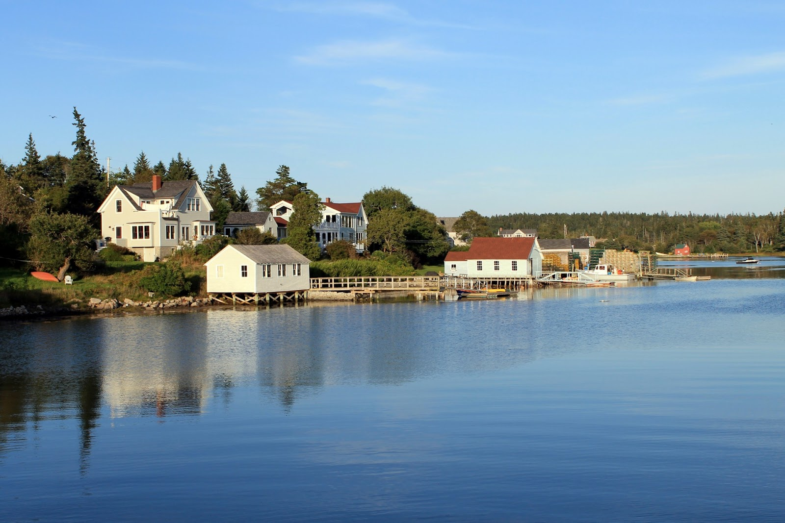 who has lived in north haven an isle off coast of maine