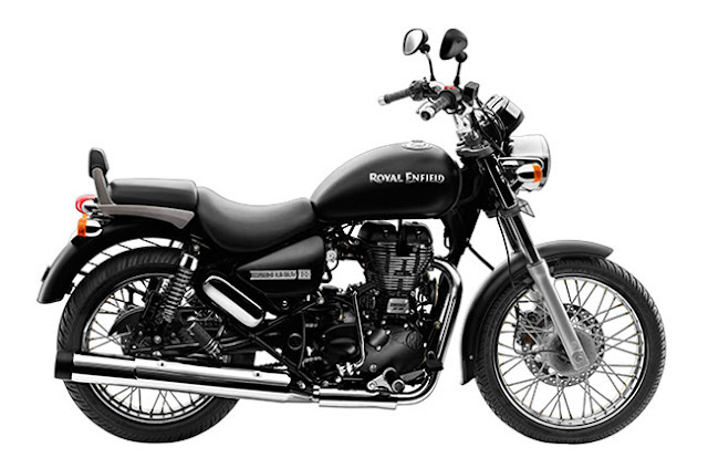 Royal Enfield Thunderbird 500 right side picture