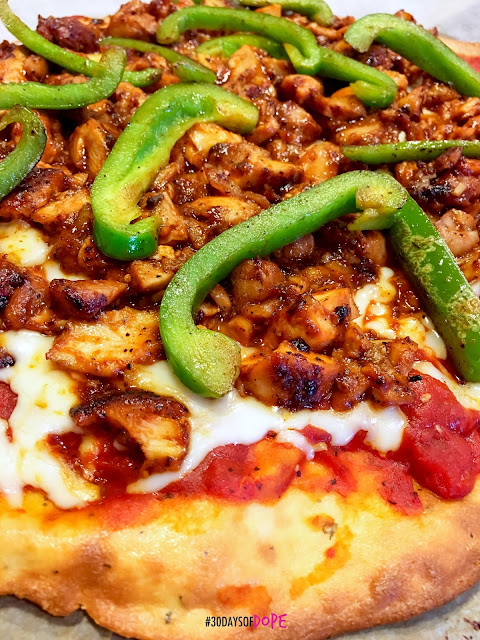 #DopeRecipe: The BEST Low-Carb Pizza EVER! Fat Head Pizza is REAL.