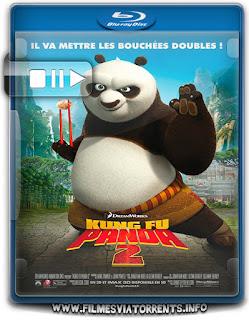 Kung Fu Panda 2 Torrent - BluRay Rip 720p Dublado