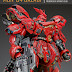 Custom Build: MG 1/100 MSN-04 Sazabi Ver. Ka [Infinite Dimension Conversion Kit]