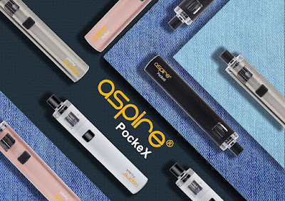 $5 Off Only This Time | Aspire PockeX Pen Starter Kit