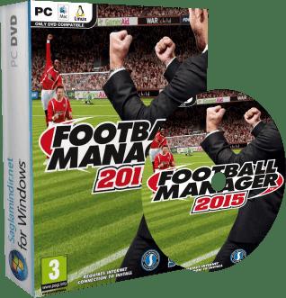 Football Manager 2015 Full Türkçe Tek Link İndir