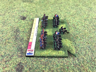 6mm French Cavalry Miniatures for the Blucher Wargaming rules
