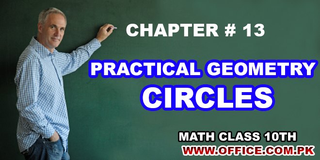 ch13-math-download notes practical geometry - circles