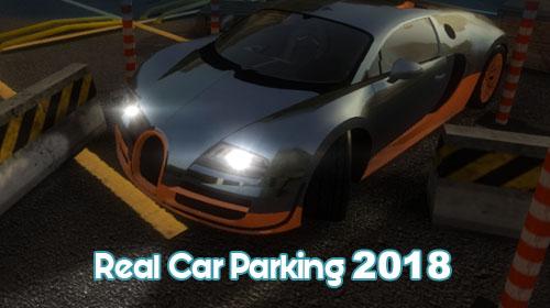 Download Real Car Parking 2018 Mod Apk V1 0 2 Hack Android Full