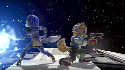 Super Smash Bros. Ultimate Krystal Assist Trophy Star Fox Adventures