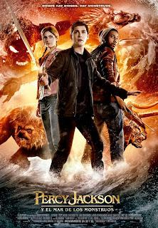Percy Jackson y el Mar de los Monstruos [Pelicula]