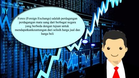 pengertian forex dan money changer