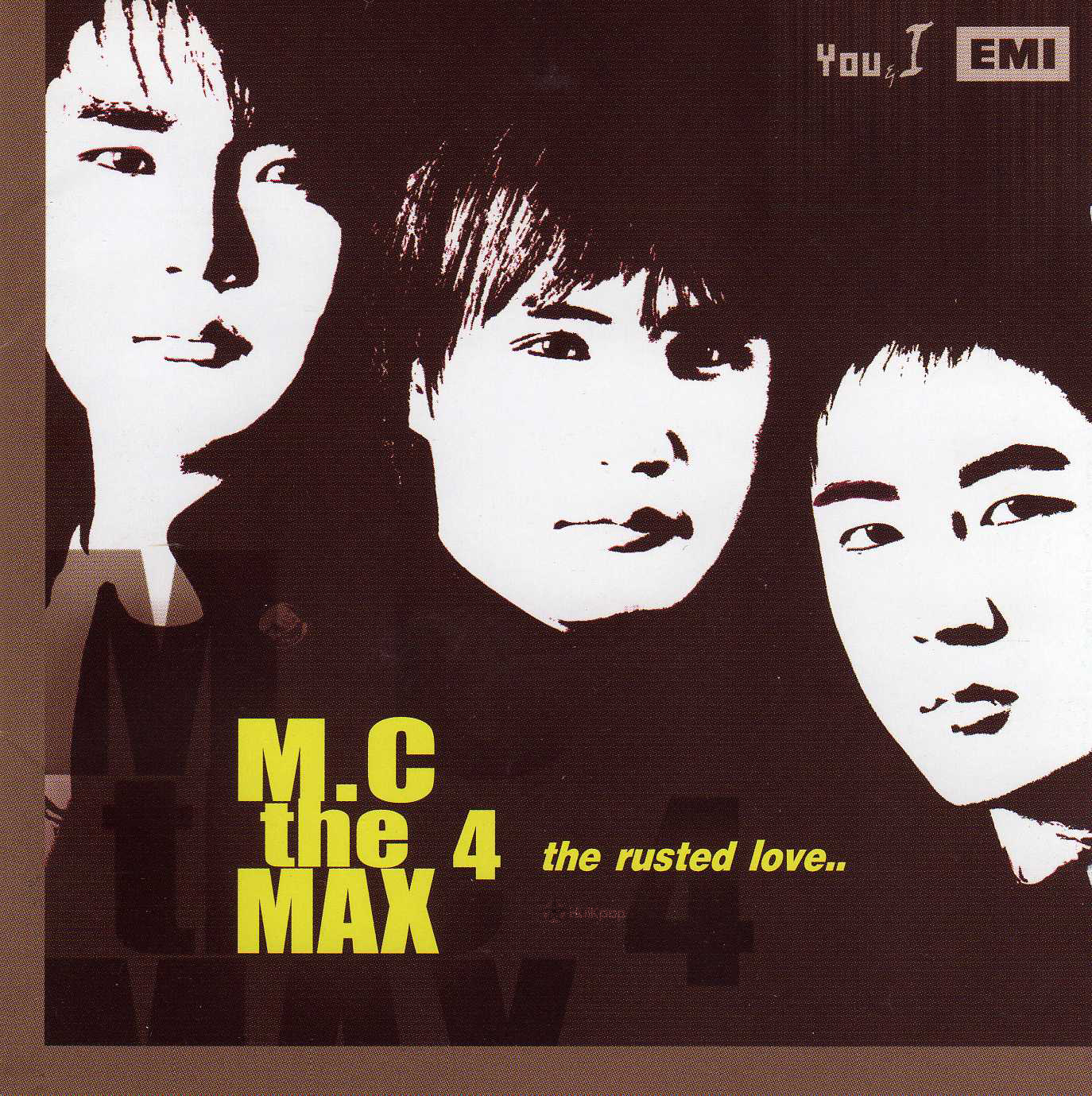 M.C THE MAX – Vol.4 The Rusted Love
