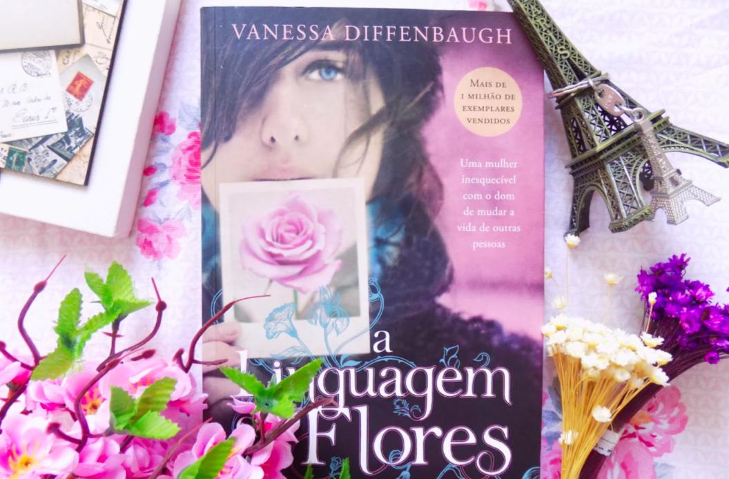 livro a linguagem das flores