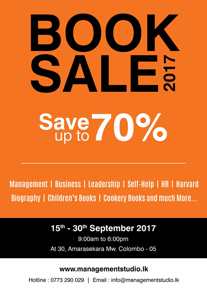 Management Studio | Book Sale | Up to 70% off