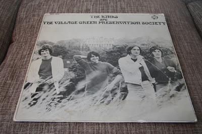 Vinyl Stockholm Kinks Are The Village Green Preservation