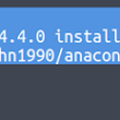 Anaconda + Gromacs (with GPU and Cuda) Installation = Problems!!!