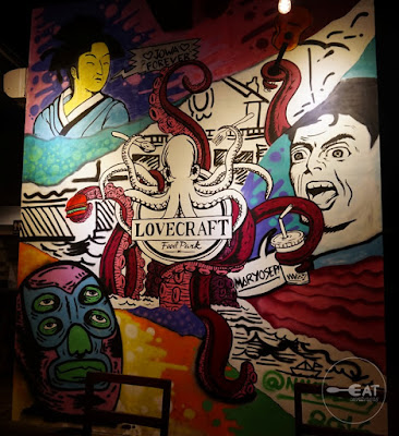 Lovecraft Food Park Wall Art