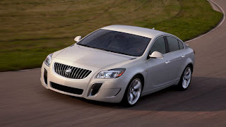 Dream Fantasy Cars-Buick Regal 2012