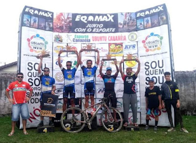 Domingo de vitórias para a Equipe de Ciclismo Du Alan Bikes Prefeitura de Registro-SP