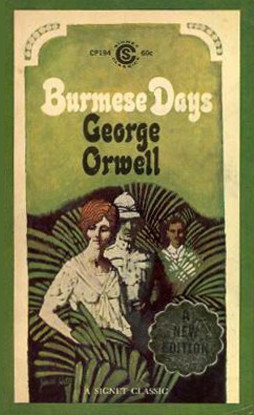 an overview of the women in burmese days by george orwell George orwell essay politics and the english language: george orwell nineteen eighty-four by george orwell a summary george eliot's 'silas marner: book report on george orwell's burmese days president george w bush - a liar, a thief.