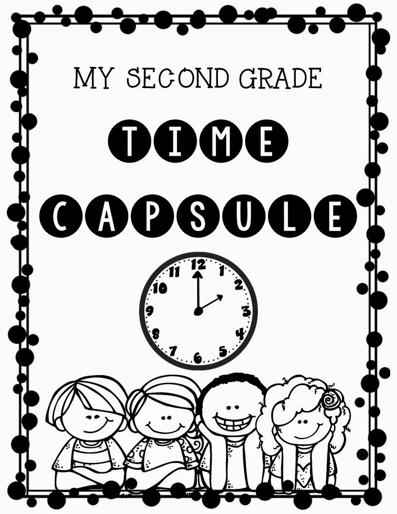 Stickin' With Second Grade: Time Capsule