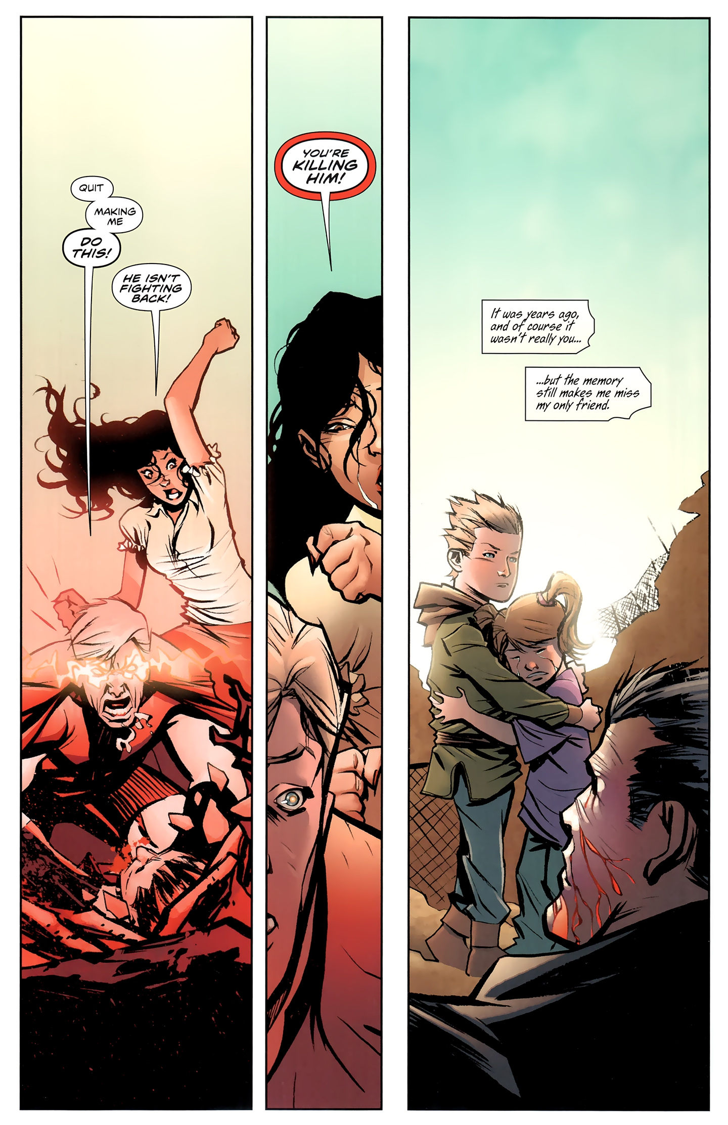 Read online Incorruptible comic -  Issue #26 - 19