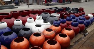 Yeni üretim saksılar - Bahçe saksıları - Peyzaj Saksıları - Ev saksı üretimi - Saksı fabrikası