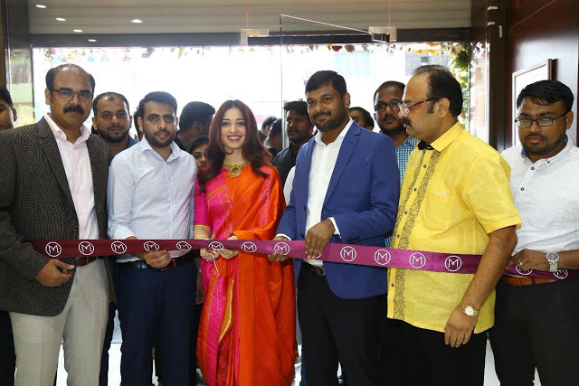 Tamannah Stills at Malabar Gold Store Inauguration In Anantapur