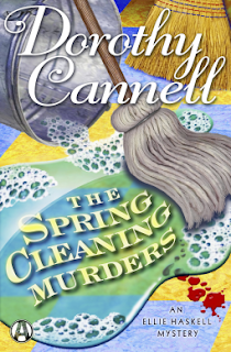 The Spring Cleaning Murders cover