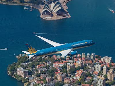 Vietnam Airlines tăng giá vé máy bay từ 1-10