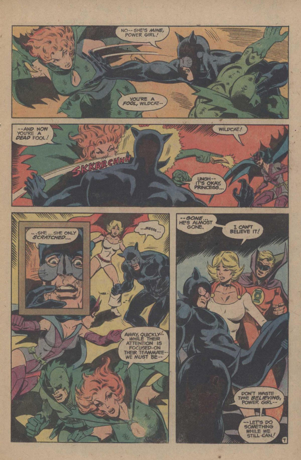 Read online All-Star Comics comic -  Issue #72 - 11
