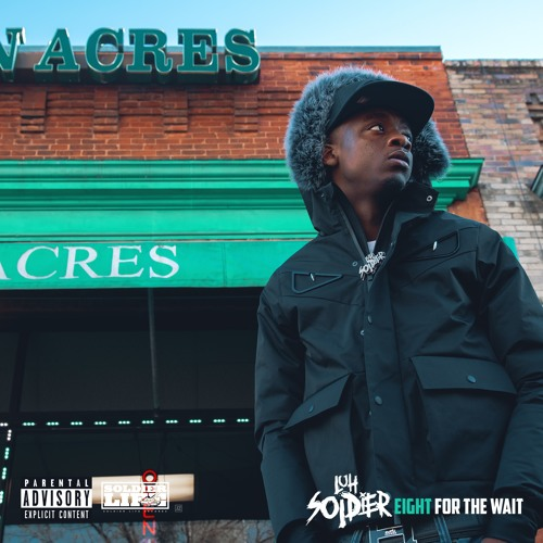 Luh Soldier - Eight For The Wait (EP) - albumkings - Newest Zip