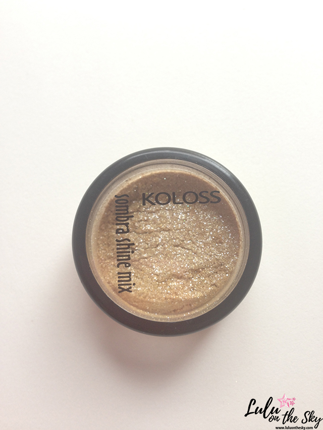 Sombra Shine Mix Koloss Gold Star