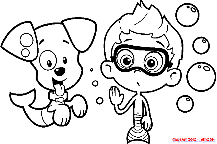 coloring pages nick jr - photo#17