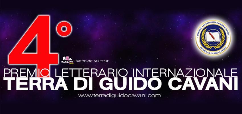 Premio letterario Terra di Guido Cavani, la IV edizione