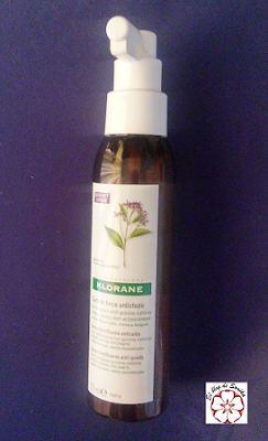 serum capilar de Klorane