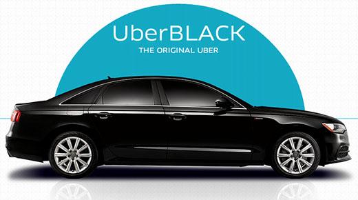 Jenis Mobil Uber Black