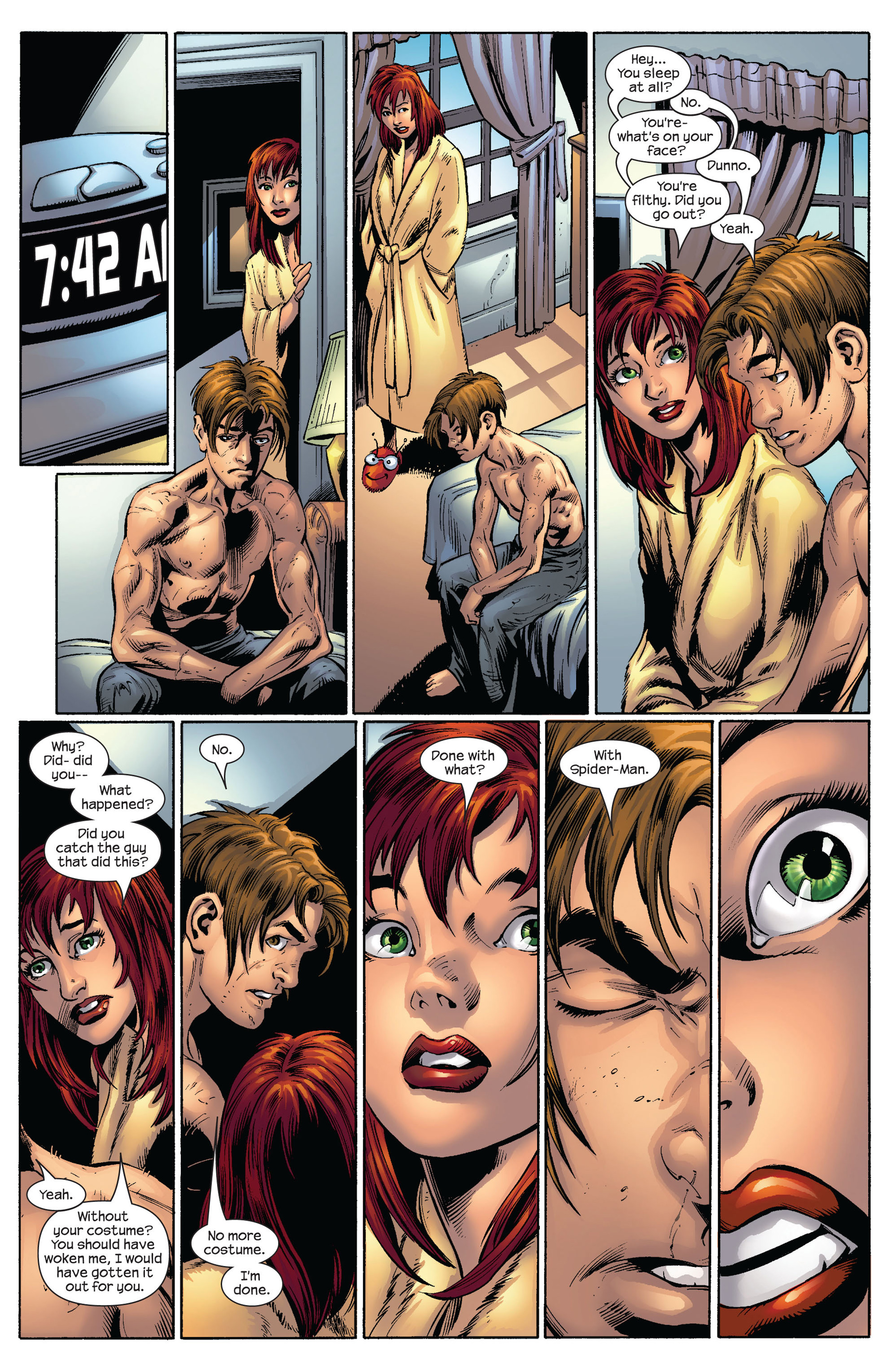 Read online Ultimate Spider-Man (2000) comic -  Issue #64 - 19