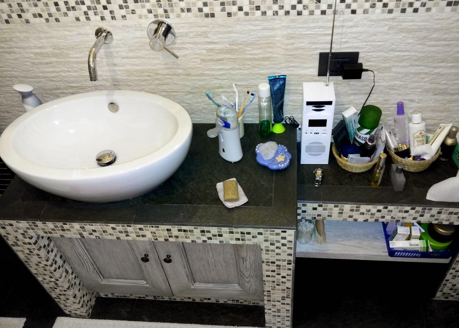 for Mobile bagno moderno