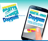 Logo ''Gratta con Daygum'' e vinci 60 buoni da 50€ (Amazon, Decathon,Zalando, ecc)