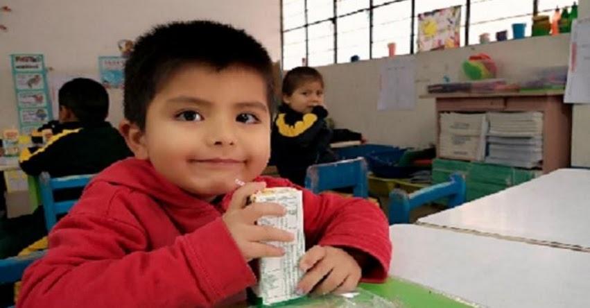 QALI WARMA: Más de 1 millón de escolares de educación inicial se benefician con desayunos y almuerzos - www.qaliwarma.gob.pe