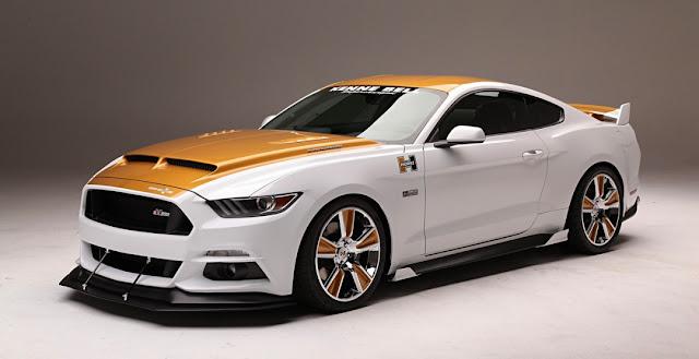Hurst Kenne Bell R-Code Mustang