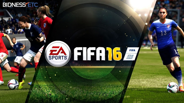 Download Fifa 16 Highly Compressed Game