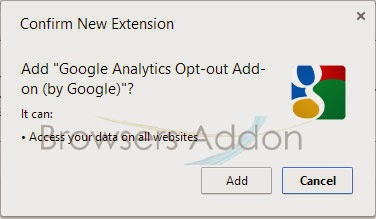 opt_out_google_analytics_chrome confrimation