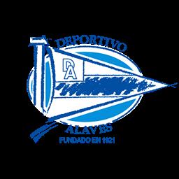 Deportivo Alavés logo 256 x 256