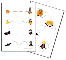 Halloween - grafismos
