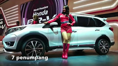 Spesifikasi dan Harga Honda BR-V 2 Harga